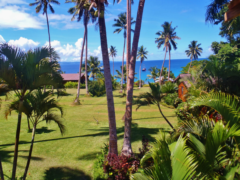 Makaira Resort Taveuni Tropical Gardens
