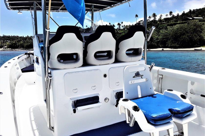 Makaira Resort Taveuni Deep Sea Fishing Charters - Sea Afare (2)
