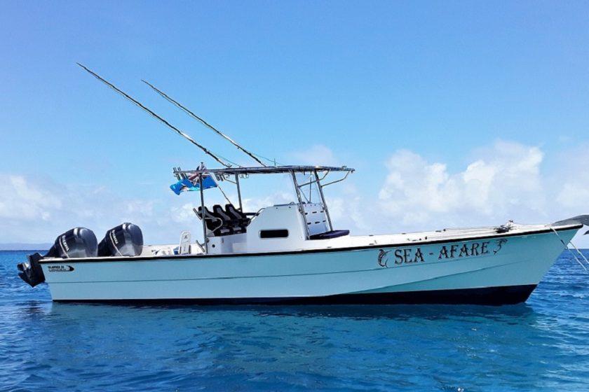 Makaira Resort Taveuni Deep Sea Fishing Charters - Sea Afare (9)