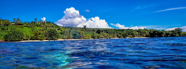 Makaira Resort, Taveuni, Fiji Islands